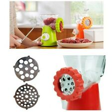New Kitchen Multifunction Manual Chopping Machine Meat Grinder Hand Crank Mincer
