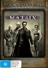 The Matrix Legend Collection [DVD] LIKE NEW, Region 4, Next Day Post...4666