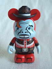 "Disney Vinylmation Urban Redux Series #1 COWBOY Rodeo Zombie Western 3"" Figure"