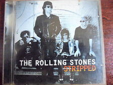 CD Musica,The Rolling Stones,Stripped,Hoochie Music 1995