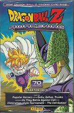 2016 Panini DragonBall Z Awakening New Sealed 70 Card Starter Deck DBZ TCG