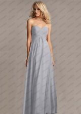 New Formal Chiffon Bridesmaid Dress Evening Ball Prom Dress Gown Size 6-22