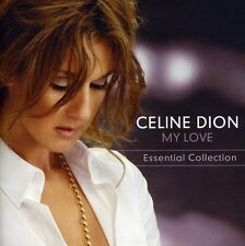 My Love-Essential Collection - Celine Dion (2008, CD NEUF)