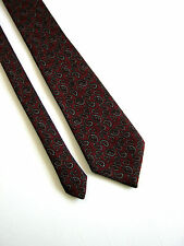 THE BURTON COLLECTION CRAVATTA TIE  ORIGINALE MADE IN HONG KONG