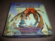 ROAD TO LEGEND expansion for Descent: Journeys in the Dark First Edition
