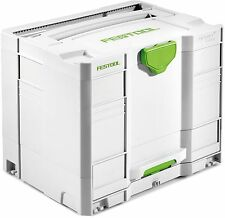 Festool Systainer T-LOC Sys-Combi 3 200118 FREE NEXT DAY DEL