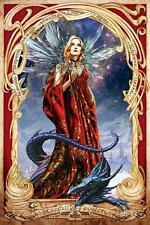 Alchemy Gothic : Starfall on Avalon - Maxi Poster 61cm x 91.5cm (new & sealed)