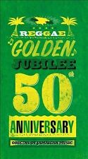 NEW Reggae Golden Jubilee: Origins Of Jamaican Music CD (CD) Free P&H