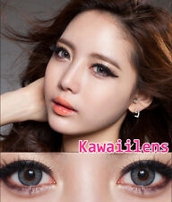 Contact Lenses Color Soft Cosplay UV Protect MIMI  GEO Lens Cosmatic MIMIT Gray