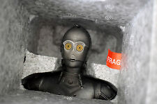 Star Wars Gentle Giant Statue Bust C-3PO AOTC Exclusive - #497 of 2500