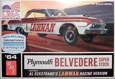 AMT Eckstrand Lawman 1964 Belvedere Super Stock, 1/25, New (2016), FS Box