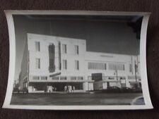 NEW YORK CITY STREET HARLEM - FABRIC MART BUILDING  Vintage 1960's PHOTO