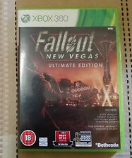 Fallout: New Vegas Ultimate Edition (Microsoft Xbox 360, 2012) PAL Complete