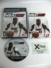PS2 NBA 2K7  Pal España completo Envio combinable