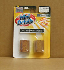 1 Mini Details 20212 HO Stacked Shipping Cartons Load