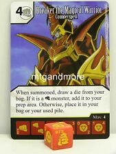 YU-GI-OH dice Masters - #075 Breaker the Magical Warrior-Counterspell Base Set