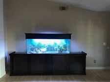 125 Gallon Fish Tank & Canister Filter