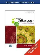 New Perspectives on Microsoft® Office 2007 First Course Premium Video Edition, I