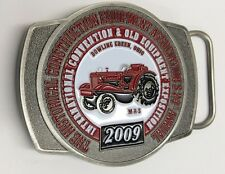 2009 International Convention / Old Equipment Expo  - Towsley,s  Belt Buckle IP