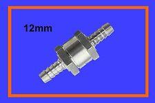 Rückschlagventil Alu 12mm für Kraftstoffe Benzin Diesel Pflanzenöl ventil