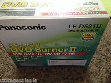 NEW & BOXED Panasonic LF-D521 Internal IDE 9.4GB DVD-RAM Drive