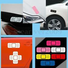 Bandaid Decal JDM Car Window Bumper Sticker Graphic Bandage Band Aid 5x16cm