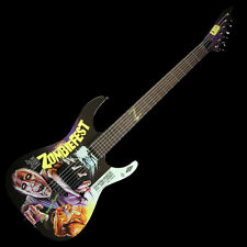 ESP LTD Zombie Fest Limited Horror Series Electric Guitar w/case! New Instock