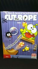 Cut the Rope Mattel Game Kids 5 up Touch Screen Hit 2 players