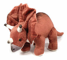 Large Premier Collection Luxury Ark Toys  Triceratops soft cuddly toy dinosaur