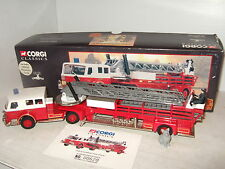 Corgi 51802 American La France Aerial Ladder Para Rochester New York Escala 1:50.