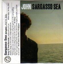 (CH258) Rob St John, Sargasso Sea - 2011 DJ CD
