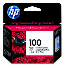 HP #100 C9368A Gray Ink Cartridge GENUINE NEW