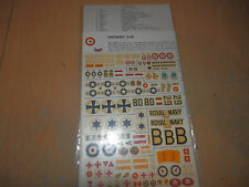 YEOMAN MODEL DECALS SIKORSKY S-58