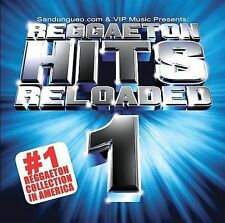NEW - Reggaeton Hits Reloaded 1 by Various Artists