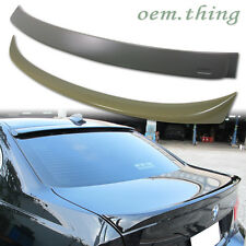 BMW 3-SERIES E90 A TYPE ROOF & OE TRUNK SPOILER UNPAINT 335d 325d 330xi 2011