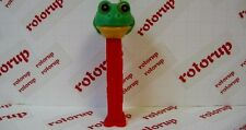 PEZ 1990 European issue Frog Merry music maker MMM whistle PEZ dispenser
