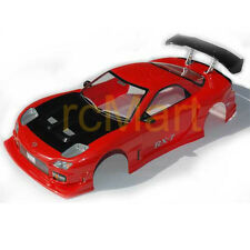 COLT 200mm Clear Body RX-7 FD3S EP GP 1:10 RC Cars Drift Touring On Road #M2314
