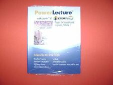 Instructor Solution Manual & Test Bank V1 Physics for Scientists & Engineers 9E