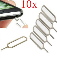 Sim Card Tray Eject Ejector Remover Pin Key Tool for iPhone 6 5S 4S 4 iPad 10X 0