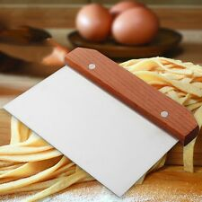 New Pizza Cutter Dough Scraper Pancake Slicer Bakeware Pastry Knife Cooking Tool