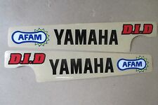 ONE INDUSTRIES  SWING ARM GRAPHICS YAMAHA   YZ125  YZ250