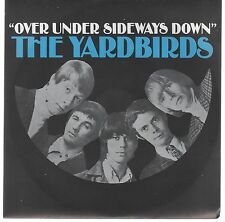 "THE YARDBIRDS OVER UNDER SIDEWAYS DOWN / JEFF'S BOOGIE   7"" 45 GIRI"