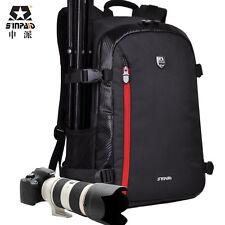 DSLR SLR Camera Backpacks Shockproof Waterproof Bags Lens Cases Covers Tote Bags