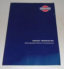 Werkstatthandbuch Karosserieinstandsetzung Nissan Pathfinder R50