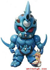 Anime SD BioBooster Guyver 5 inch Vinyl Model Kit