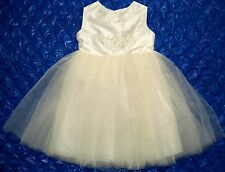 Girls Hollands Atelier Made Balet Baby Doll Style Tule Dress size 122 new