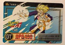 Dragon Ball GT Carddass Hondan PART 30 - 199