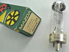 (PRL) MAZDA 125 V 500 W LAMPADINA FOTO PROIETTORE LAMPE PROJECTION LAMP LAMPEN