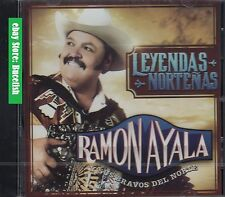 Ramon Ayala y sus Bravos del Norte Leyendas Nortenas CD New Nuevo sealed