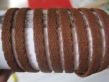 Qualità Marrone Mid Boot lacci 140cm 5 Paio lotti